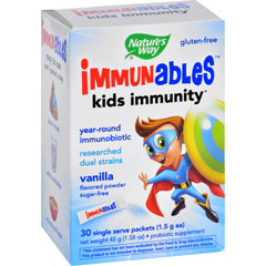 HGR1685171 - Nature's WayImmunables - Kids - 30 Packets