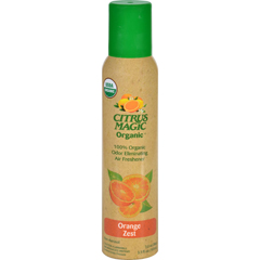 HGR1688654 - Citrus Magic - Air Freshener - Odor Eliminating - Spray - Fresh Orange - 3.5 oz