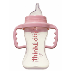 HGR1688852 - ThinkbabyCup - Sippy - The Sippy - Pink - 9 oz