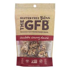 HGR1689124 - The Gfb - Freeb Bites - Chocolate Cherry Almond - Case of 6 - 4 oz.