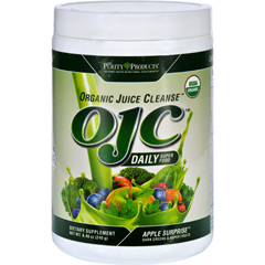 HGR1694249 - OJC-Purity ProductsOrganic Juice Cleanse - Certified Organic - Daily Super Food - Apple Surprise - 8.47 oz