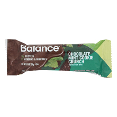 HGR1694256 - Balance - Chocolate Mint Cookie Crunch - 1.76 oz.. - Case of 6