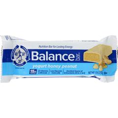HGR1694454 - Balance Bar Company - Yogurt Honey Peanut - 1.76 oz - Case of 6