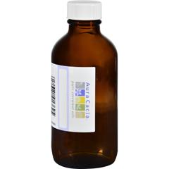 HGR1696236 - Aura CaciaBottle - Glass - Amber with Writable Label - 4 oz