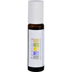 HGR1696251 - Aura CaciaBottle - Glass - Amber - Roll-On - .31 oz