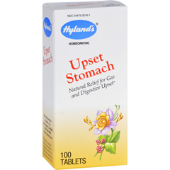 HGR1698612 - Hyland'sHylands Homeopathic Upset Stomach - 100 Tablets