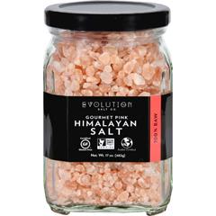HGR1701507 - Evolution SaltGourmet Salt - Coarse - 17 oz
