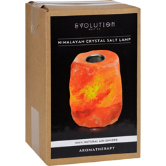 HGR1702059 - Evolution SaltCrystal Salt Lamp - Aromatherapy - 1 Count