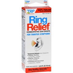 HGR1703495 - TRP CompanyTRP Ear Drops - Ring Relief - .33 oz