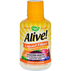 HGR1704568 - Nature's WayNatures Way Fiber - Alive - Liquid - Citrus - 16 oz