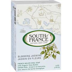 HGR1704915 - South of FranceBar Soap - Blooming Jasmine - Full Size - 6 oz