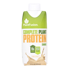 HGR1705839 - PlantfusionPlantFusion Plant Protein - Ready to Drink - Vanilla - 11 oz - Case of 12