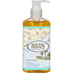 HGR1706092 - South of FranceHand Wash - Cote dAzur - 8 oz