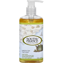 HGR1706100 - South of FranceHand Wash - Green Tea - 8 oz