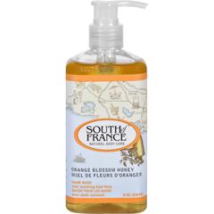 HGR1706142 - South of FranceHand Wash - Orange Blossom Honey - 8 oz