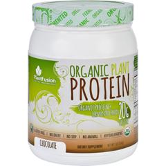 HGR1707884 - PlantfusionPlantFusion Plant Protein - Organic - Chocolate - 1 lb