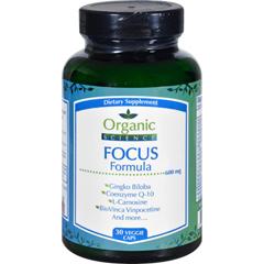 HGR1708049 - Organic ScienceFocus Formula - 30 Veggie Caps