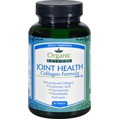 HGR1708106 - Organic ScienceJoint Health - Collagen Formula - 30 Tablets