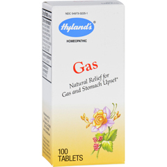 HGR1710318 - Hyland'sHylands Homeopathic Gas - 100 Tablets
