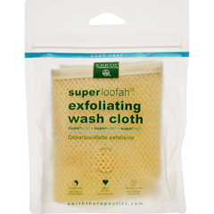 HGR1711332 - Earth TherapeuticsLoofah - Super - Exfoliating - Wash Cloth - 1 Count