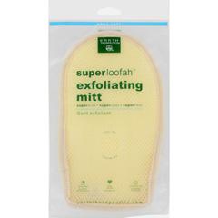 HGR1711407 - Earth TherapeuticsLoofah - Super - Exfoliating - Bath Mitt - 1 Count