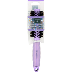HGR1711464 - Earth TherapeuticsHair Brush - Curling - Lavender - 1 Count