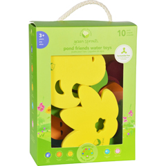 HGR1711803 - Green SproutsBath Toys - Pond - 3 Years Plus - Dream - 10 Pack