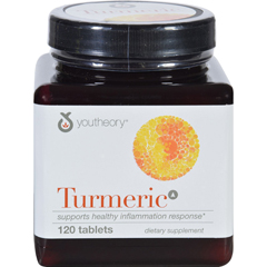 HGR1711860 - Youtheory - Turmeric - Advanced Formula - 120 Tablets