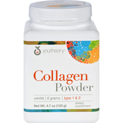HGR1711878 - YoutheoryCollagen - Powder - Vanilla - 4.7 oz