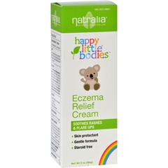 HGR1712140 - Happy BabyHappy Little Bodies Eczema Relief Cream - Natralia - 2 oz