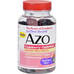 HGR1713262 - AzoCranberry Gummies - 72 Count