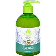 HGR1713429 - Nature's GateNatures Gate Hand Soap - Liquid - Tea Tree - 12.5 oz