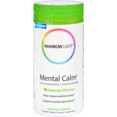 HGR1713932 - Rainbow LightMental Calm - 60 Tablets