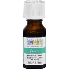 HGR1716646 - Aura CaciaEssential Oil Blend - Body - Renew - .5 oz