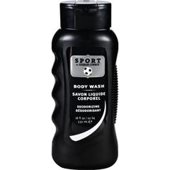 HGR1718022 - Herban CowboyBody Wash - Sport - 18 oz