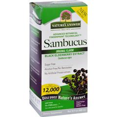 HGR1718675 - Nature's AnswerNatures Answer Sambucus - Original - Family Size - 16 oz