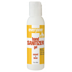 HGR1721240 - EO ProductsHand Sanitizer Gel - Natural - Coconut and Lemon - 8 oz