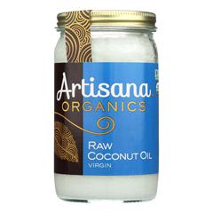 HGR1728237 - Artisana - Oil - Coconut - Case of 6 - 14 FL oz..