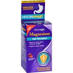 HGR1730779 - NatrolMagnesium - High Absorption - 60 Tablets
