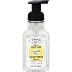 HGR1732676 - J.R. WatkinsHand Soap - Foaming - Lemon - 9 oz - Case of 6