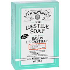 HGR1732858 - J.R. WatkinsBar Soap - Castile - Clary Sage - 8 oz