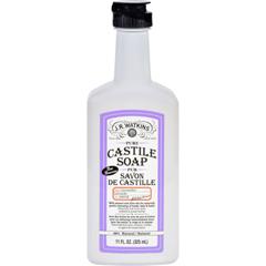 HGR1732874 - J.R. WatkinsHand Soap - Castile - Liquid - Lavender - 11 oz