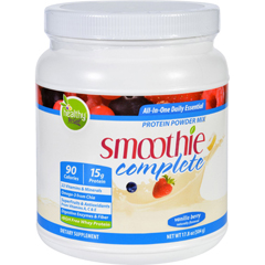 HGR1734631 - To Go BrandsInc Protein Shake Mix - Smoothie Complete - Naturally Flavored Vanilla Berry - 18 oz