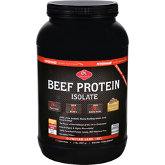 HGR1737493 - Olympian LabsBeef Protein Isolate - Chocolate - 2 lb