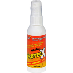 HGR1738533 - North American Herb and SpiceInsect Repellent - Protec-X - Herbal - 2 oz