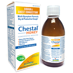HGR1742295 - BoironChestal - Cough and Chest Congestion - Honey - Adult - 6.7 oz