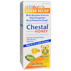 HGR1742303 - BoironChestal - Cough and Chest Congestion - Honey - Childrens - 6.7 oz