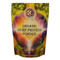 HGR1743285 - Earth Circle OrganicsHemp Protein Powder - Organic - 12 oz