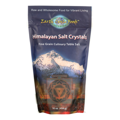HGR1743301 - Earth Circle OrganicsHimalayan Salt Crystals - Culinary - 16 oz