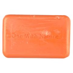 HGR1745694 - One With NatureBar Soap - Orange Blossom - Case of 6 - 4 oz.